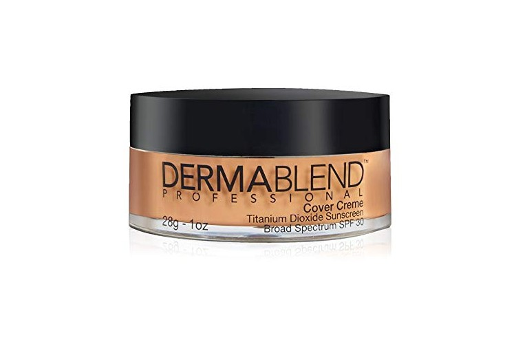 Dermablend Cover Creme Foundation for aging skin