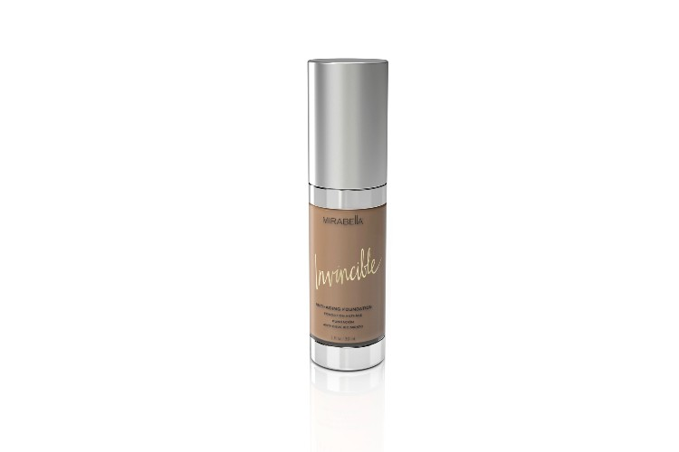 Mirabella Invincible Anti-Aging Foundation For Aging Skin