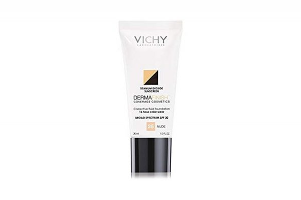 Vichy Dermafinish Liquid Foundation with SPF 30 for aging skin