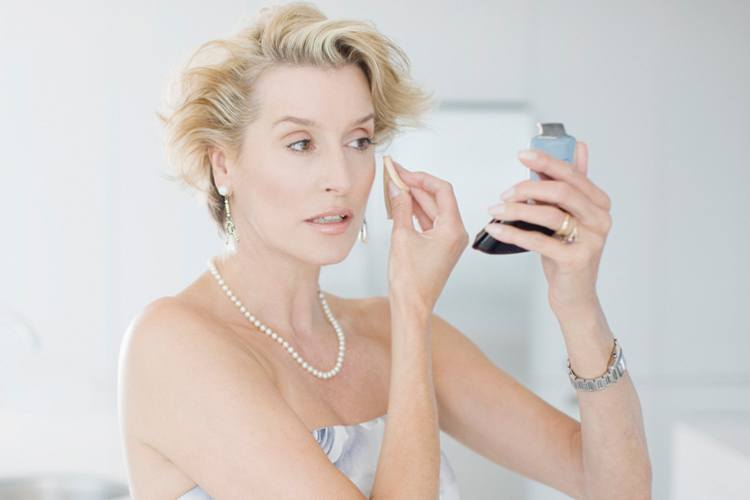 Foundations For Mature and Aging Skin