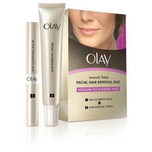 Best Hair Removal Creams For Private Areas,Olay Smooth Finish Facial Hair Removal Duo Fine to Medium Hair Kit