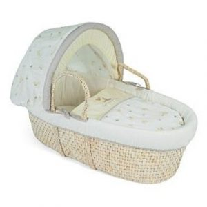 The Classic Moses Basket