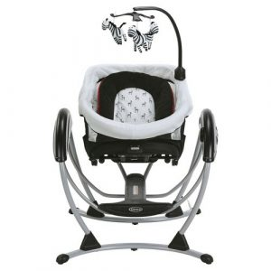 Best Swinging Bassinets - Review ,Graco Dreamglider Gliding Baby Swing